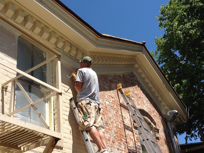 eric welch painter 39 s blog soffits and fascia