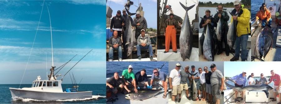 FISH CHATHAM CHARTERS | Cape Cod Fishing Charters | Bluefin