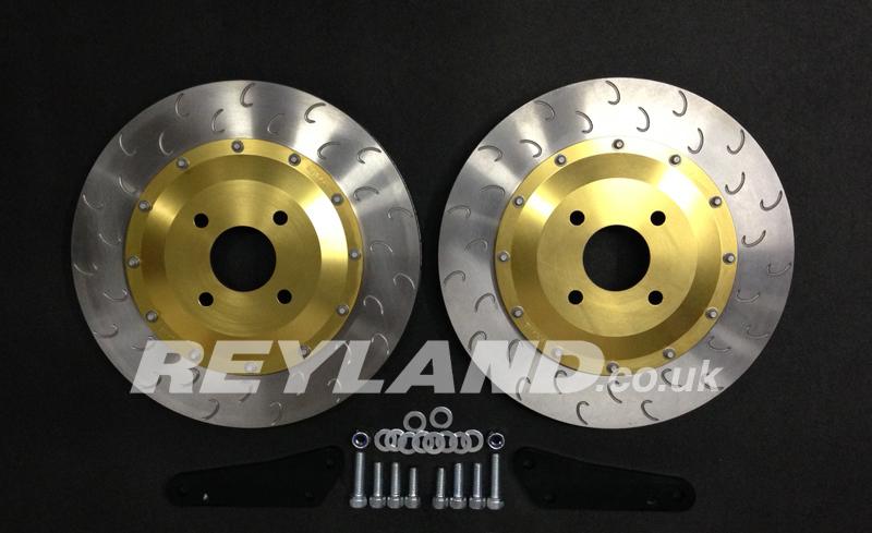 Brembo Brake Kit >> Reyland Motorsport - high performance brakes specialist - Ford Focus Mk1 Front Brake Kits