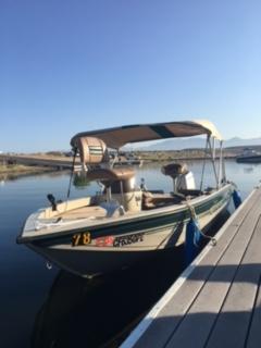 Crowley Lake Fish Camp Boats