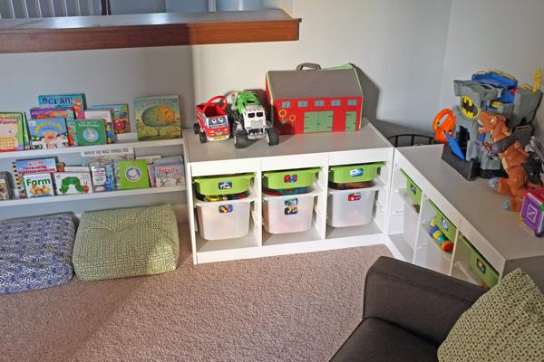 Greatspaceorganizing TIPS BLOG IKEA TROFAST