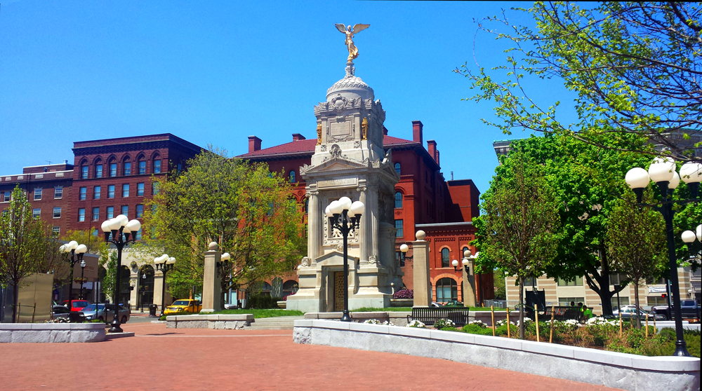 The New Britain Downtown Added To The National List Of Historic Places