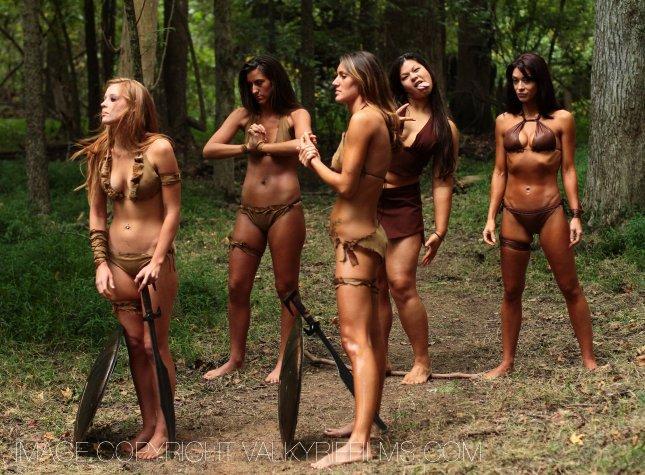 Кинофильм эротика в джунглях