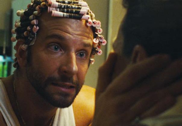 Bradley Cooper American Hustle