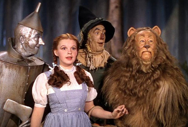 the archetypes of the characters in the wizard of oz a fantasy adventure film The wizard of oz (1939) on imdb: plot summary, synopsis, and more imdb  in this charming film based on the popular l frank baum stories,.