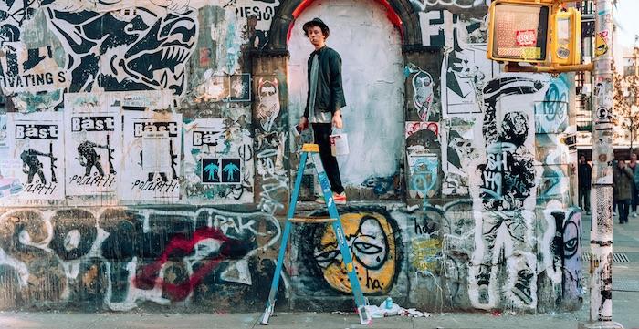 dumb-teenagers-talent-teen-wall-art