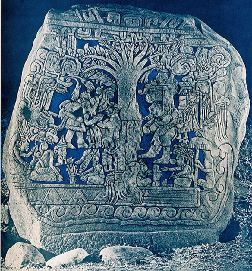 Archaeological and historical evidence the izapa stela