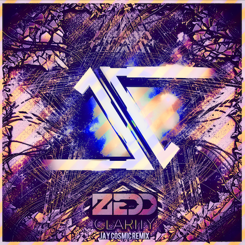 "Free Download: ""Clarity"" - Zedd (Jay Cosmic Drumstep Remix ... Zedd Find You Album Cover"