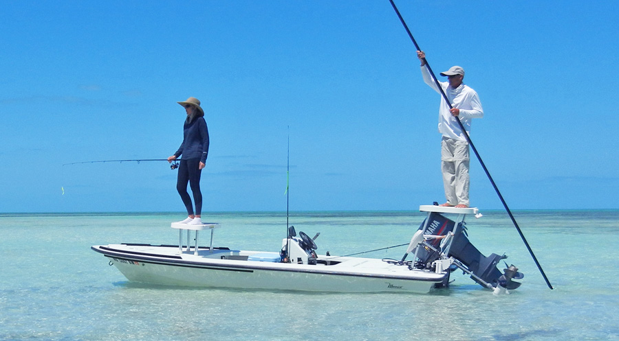 Florida keys fish finder adventures sustainable fishing for How to fishing