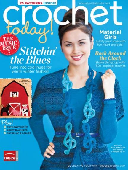 Crochet Today Magazine : Bonnie Bay Crochet - Blog - Meet Jennifer Ryan & Celtic Knot Crochet
