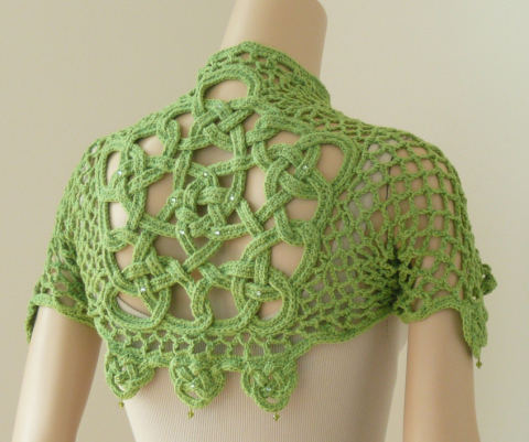Crochet Knot : Bonnie Bay Crochet - Blog - Meet Jennifer Ryan & Celtic Knot Crochet