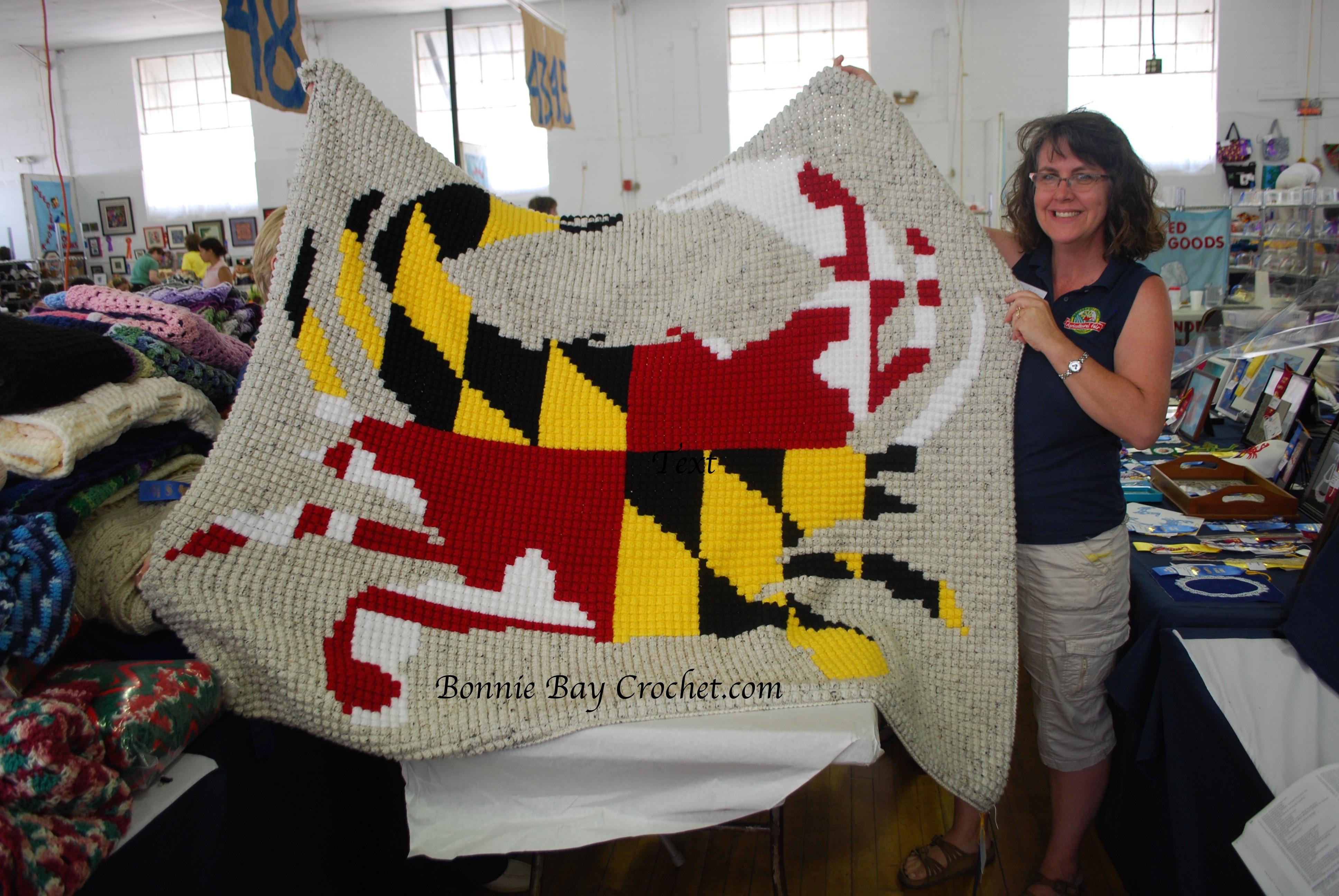Bonnie Bay Crochet - Blog - Celebrating Crochet at the Montgomery ...