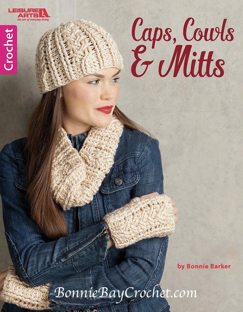 Bonnie Bay Crochet Bonnies Books