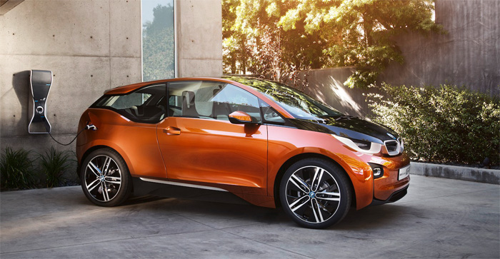 Is Bmw S Strategy For Electric Cars Or Carbon Fiber Panels