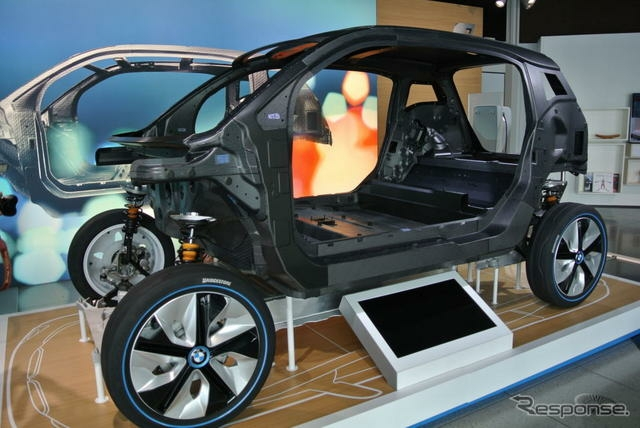 Quick Hits A Naked Bmw I3 And Feedback Electric Vehicle Parade