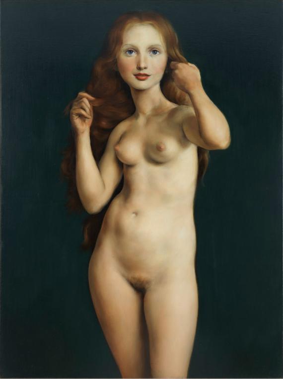 Nude From Modigliani To Currin 1