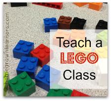 Lego Class Plans