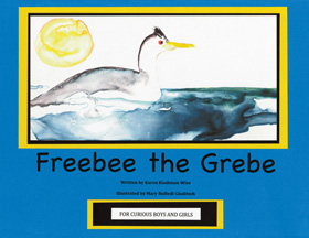Freebee the Grebe