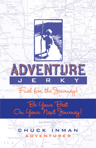 Adventure Jerky Book – Fuel for the Journey! Be Your Best on Your Next Journey