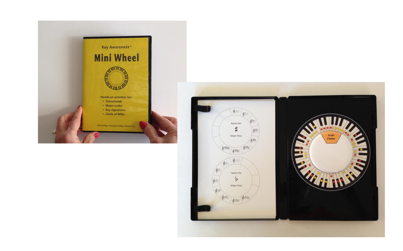 Keyawareness basic skills key awareness mini wheel add on hexwebz Image collections