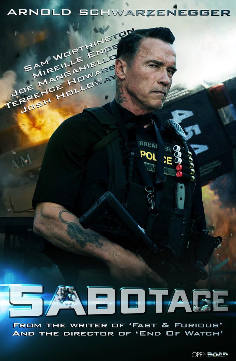 sabotage 2014 movie