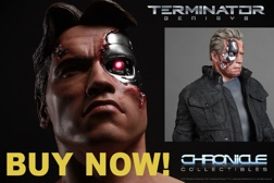 T-800 Guardian Sideshow