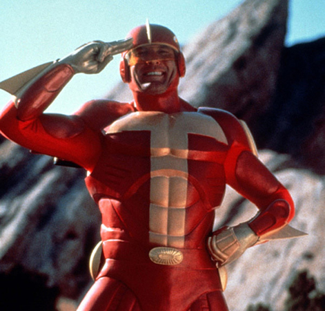 Jingle All The Way Turbo Man