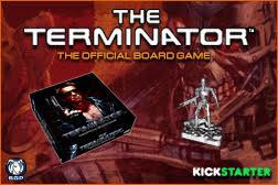 Terminator Board Game