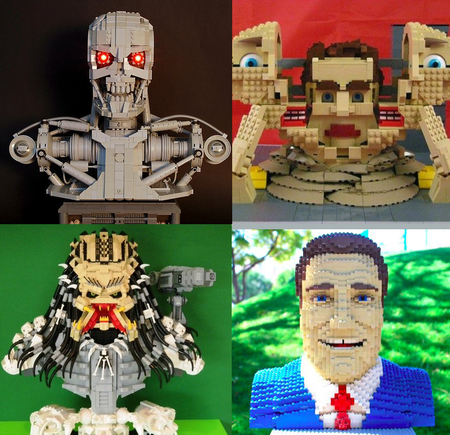 TheArnoldFans - News - We'll Be BRICK to LEGO Brick Fest Live!