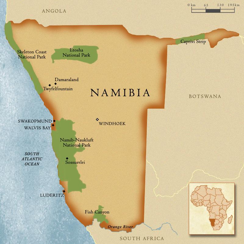 Namibia African Safari Safari Travel Africa