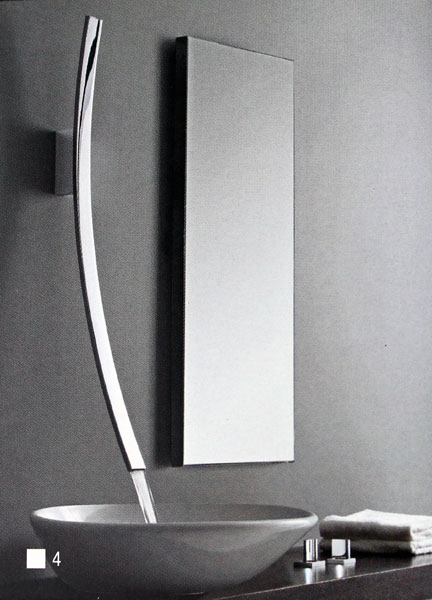 Modern faucet bathroom