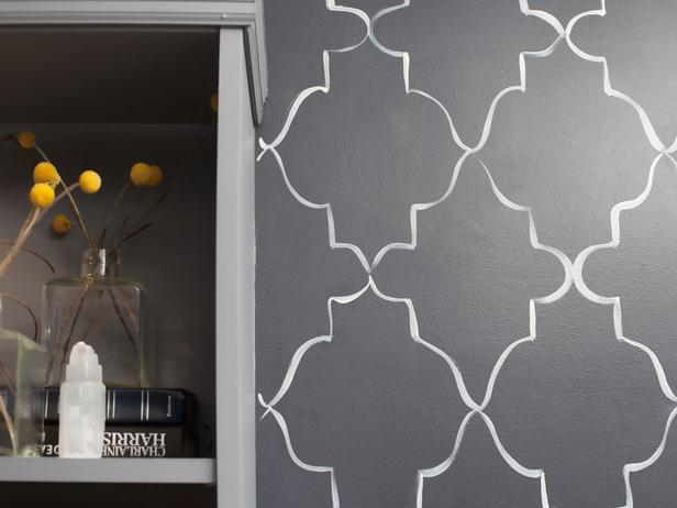 wall pattern ideas