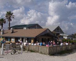 St Augustine Beach Beachcomber Restaurant