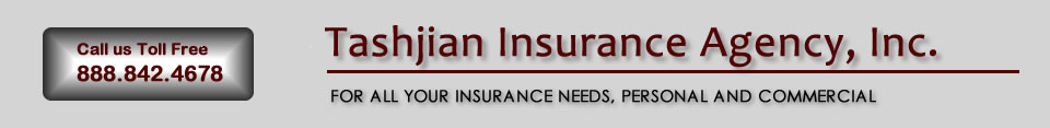 Tashjian Insurance Agency, Inc.