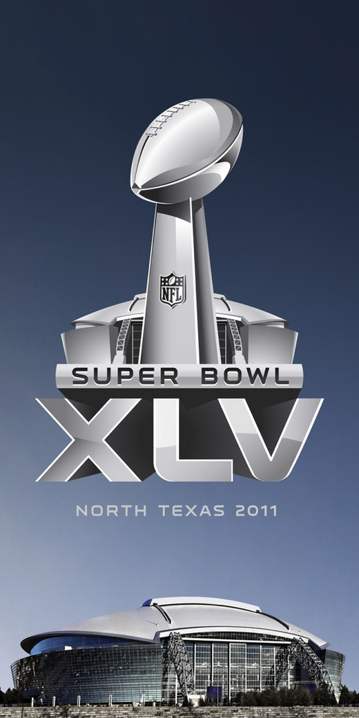 287. The Super Bowl Logo for 2011 & Beyond. - Graphicology Blog ...