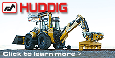 Huddig, Supertrak, CAT, Power Packs