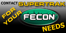 FECON, Huddig, Supertrak, CAT, Power Packs