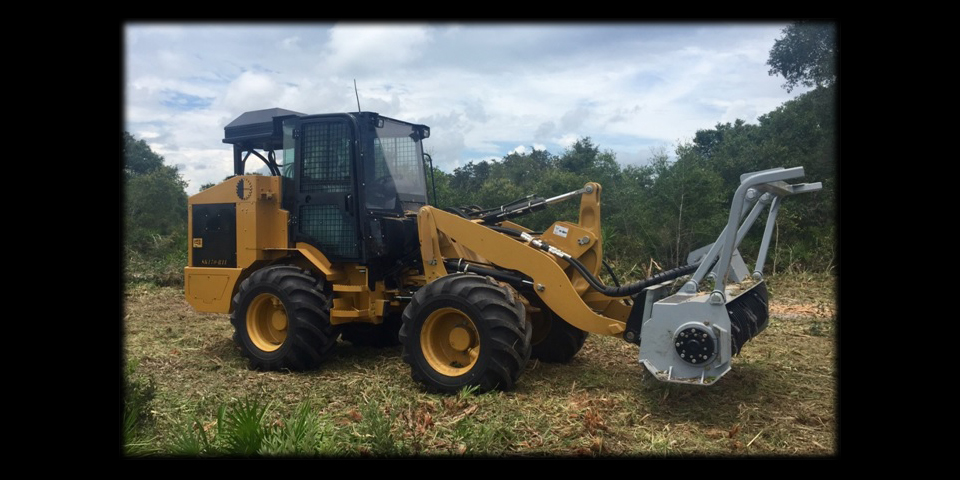 Supertrak® - Forestry Mulcher, Land Clearing, Vegetation Mgt