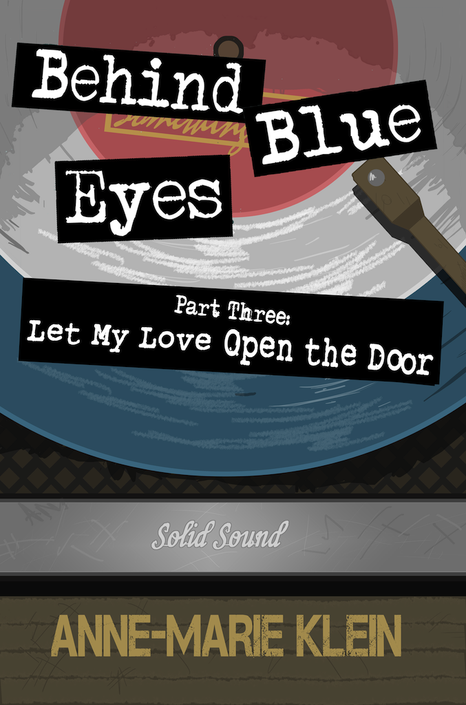 Cover Image for Behind Blue Eyes: Let My Love Open the Door