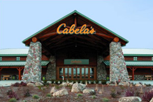 Warehouses fire control sprinkler systems for Cabela s kalispell