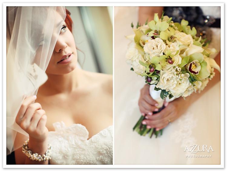 Aria Style Wedding Details