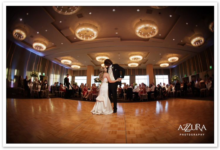 Four Seasons Seattle Ballroom Dance Floor