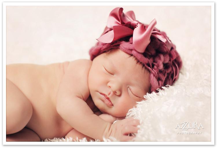 Seattle Baby Portrait