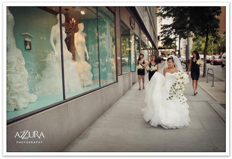 Luly Yang Dress Display