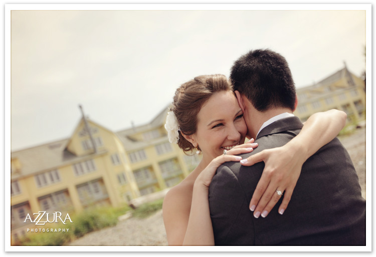 Semiahmoo Resort Wedding