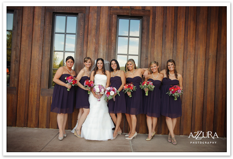 Suncadia Wedding Party