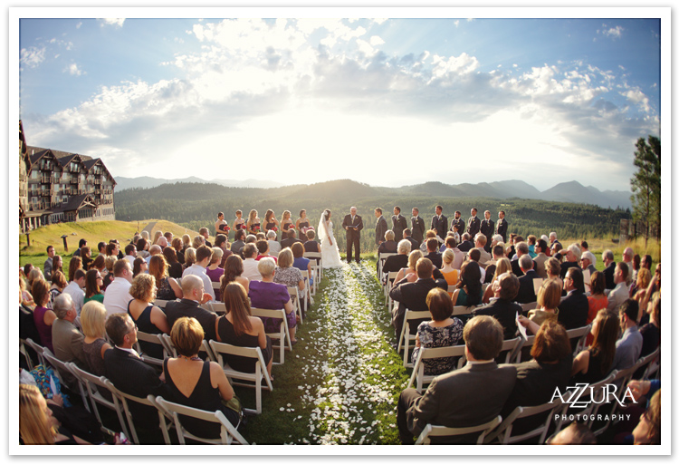 Suncadia Resort Wedding Ceremony