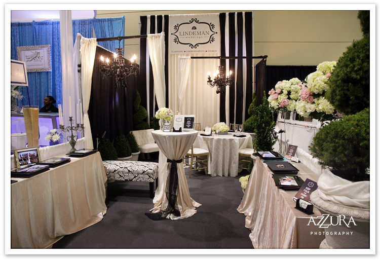 Lindeman Weddings Booth