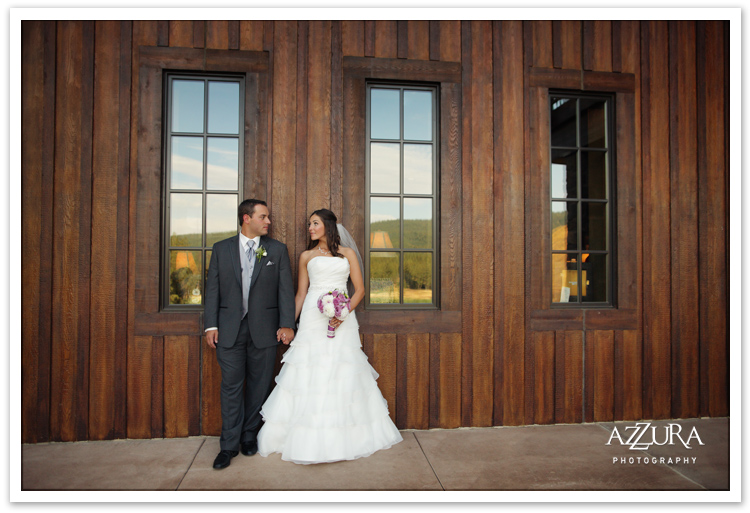 Suncadia Wedding by Azzura Photography
