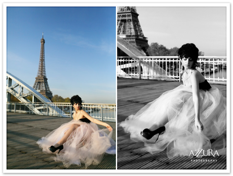Azzura Photography Glamour in Paris